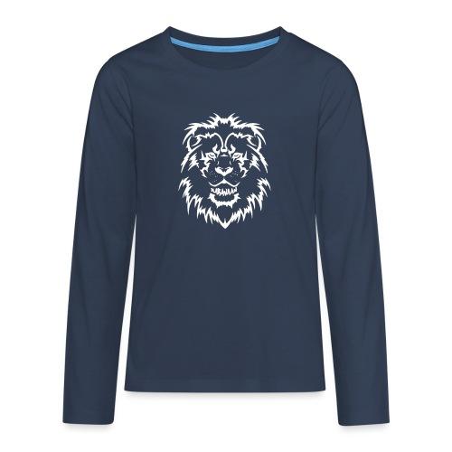 Karavaan LION - Teenager Premium shirt met lange mouwen