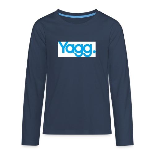 yagglogorvb - T-shirt manches longues Premium Ado