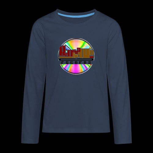 BROWNSTOWN RECORDS - Teenagers' Premium Longsleeve Shirt