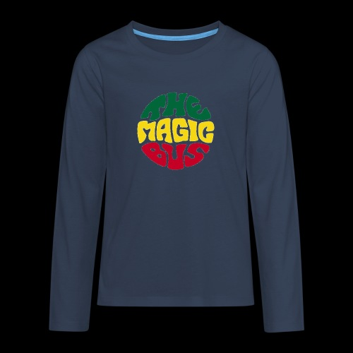 THE MAGIC BUS - Teenagers' Premium Longsleeve Shirt