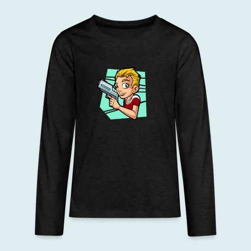 sci fi boy - Maglietta Premium a manica lunga per teenager
