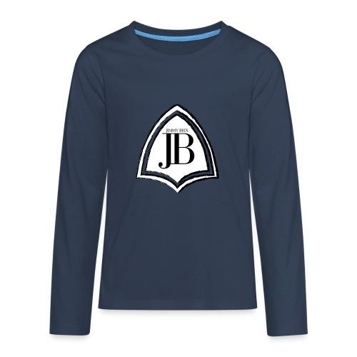 Jimmy BriX - Teenager Premium Langarmshirt