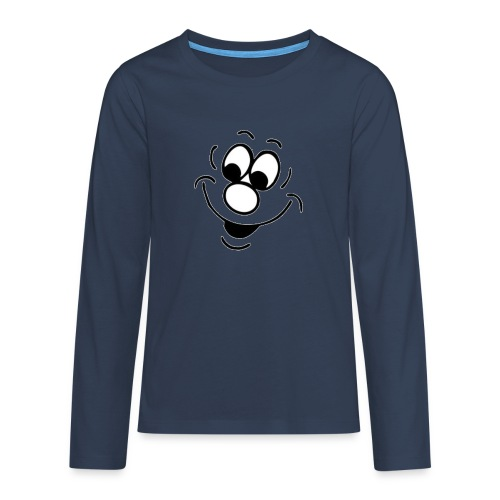 rigolo one - T-shirt manches longues Premium Ado