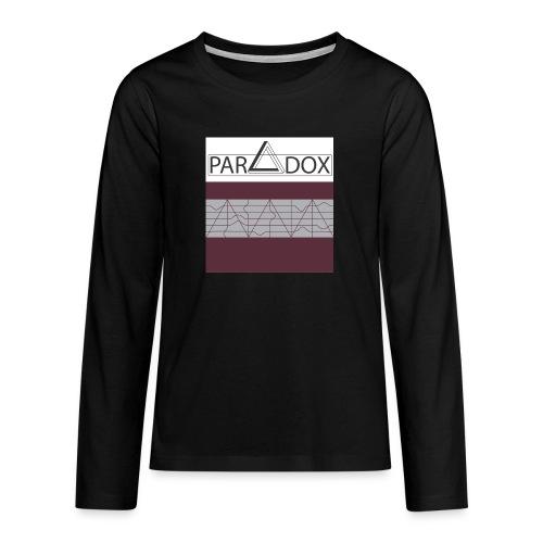 Iphone case jpg - Teenager Premium shirt met lange mouwen