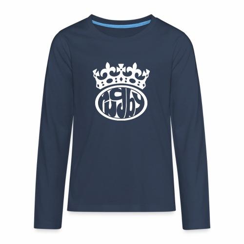RTSW MarPlo - Maglietta Premium a manica lunga per teenager
