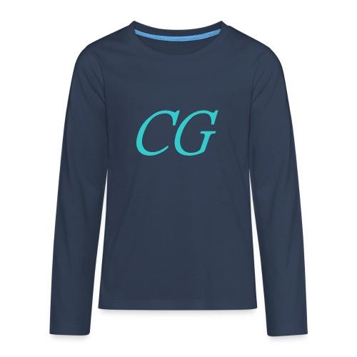 CG - T-shirt manches longues Premium Ado