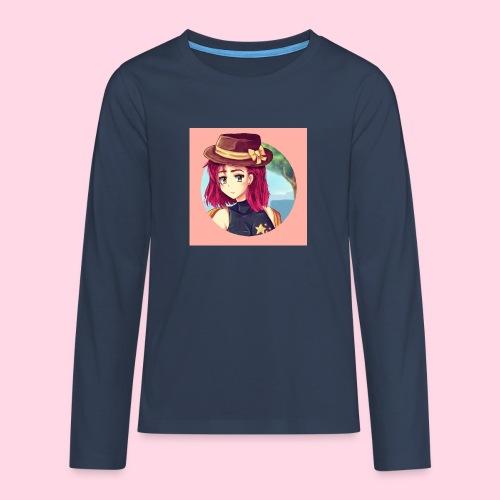 Juliette Badge - T-shirt manches longues Premium Ado