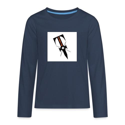 SimplePin - Teenagers' Premium Longsleeve Shirt
