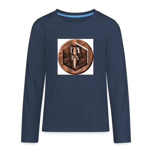 WoodPin - Teenagers' Premium Longsleeve Shirt