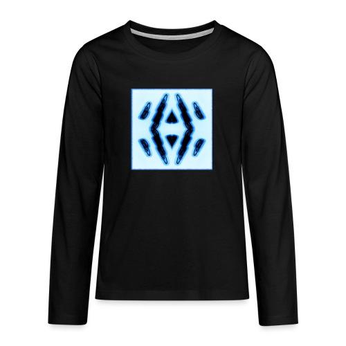 Lichtertanz #3 - Teenager Premium Langarmshirt