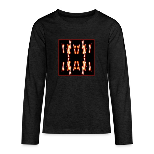 Lichtertanz #4 - Teenager Premium Langarmshirt
