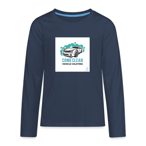 005F6183 5840 4A61 BD6F 5BDD28C9C15C - T-shirt manches longues Premium Ado
