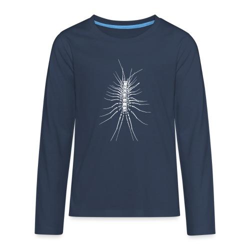 Scutigère - T-shirt manches longues Premium Ado