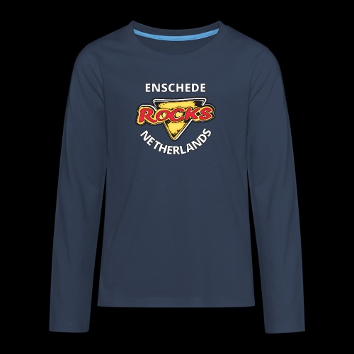 Rocks Crest FCWL - Teenager Premium shirt met lange mouwen