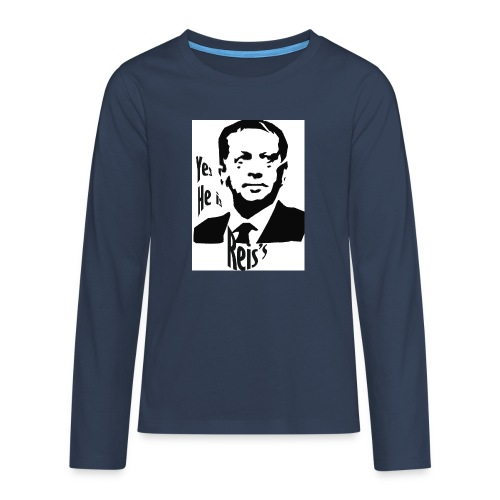 Erdogan - T-shirt manches longues Premium Ado
