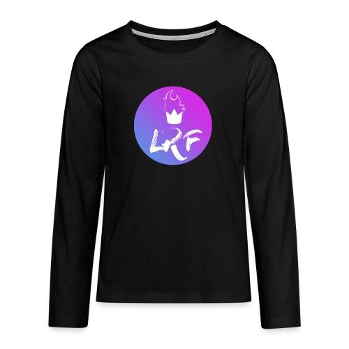 LRF rond - T-shirt manches longues Premium Ado