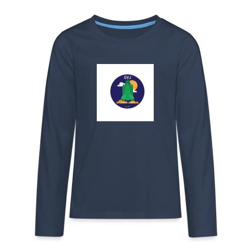 ESTABLISHED 1856 - T-shirt manches longues Premium Ado
