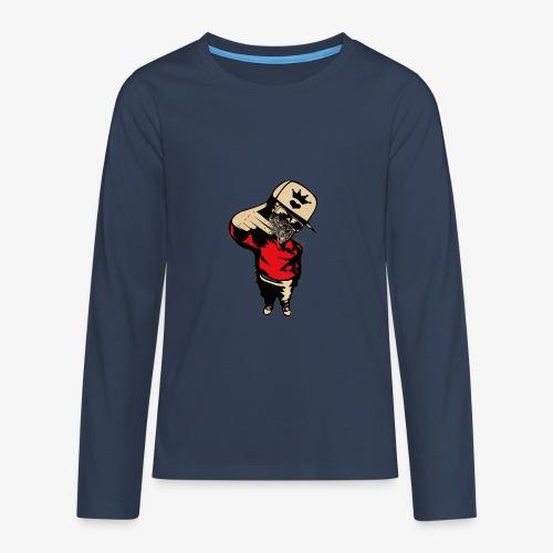 urban style - T-shirt manches longues Premium Ado