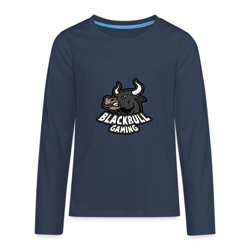 Blackbull Gaming - T-shirt manches longues Premium Ado