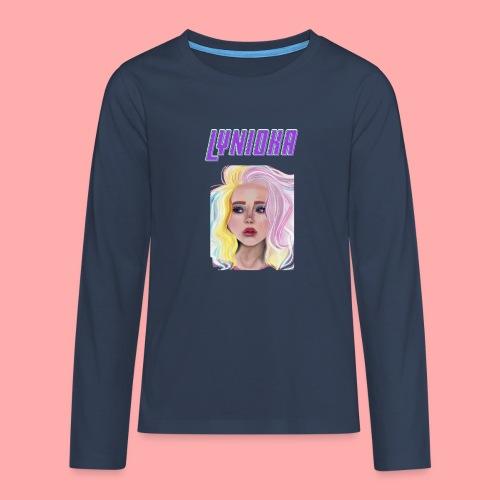Princesse Lynioka - T-shirt manches longues Premium Ado