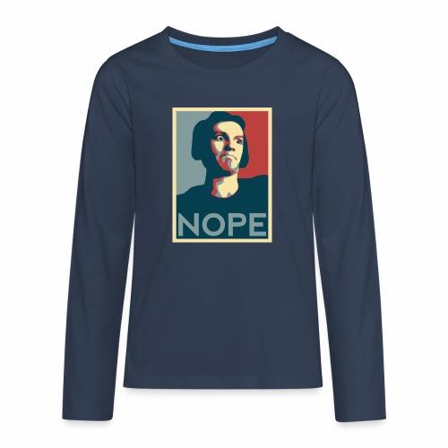 NOPE USA - T-shirt manches longues Premium Ado
