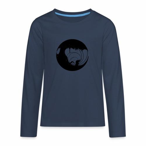 connexion - T-shirt manches longues Premium Ado