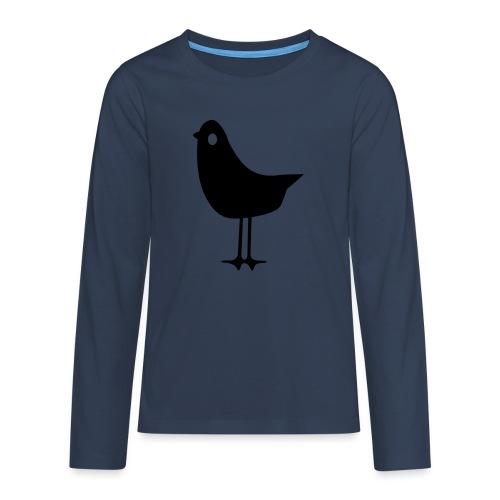 fhl frühling kinder w - Teenager Premium Langarmshirt