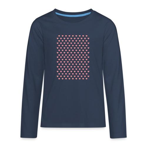 wwwww - Teenagers' Premium Longsleeve Shirt
