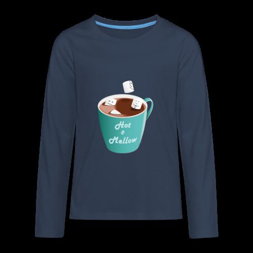 Hot & Mellow - foodcontest - Teenagers' Premium Longsleeve Shirt