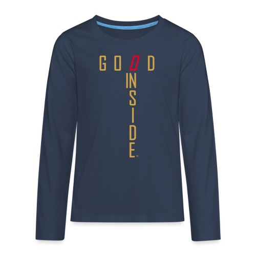 GOOD INSIDE - Teenagers' Premium Longsleeve Shirt
