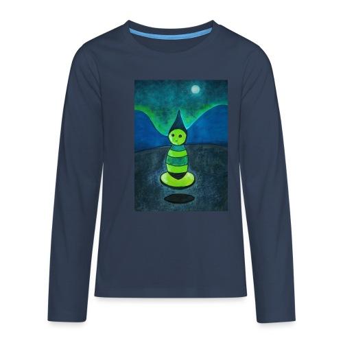 Humanoid - Teinien premium pitkähihainen t-paita