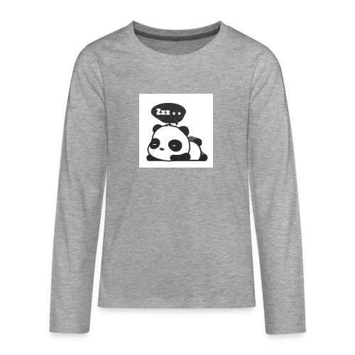 shinypandas - Teenagers' Premium Longsleeve Shirt