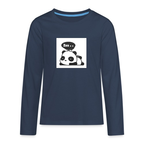 shinypandas - Teenagers' Premium Longsleeve Shirt