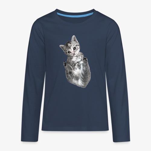 Lascar - Teenagers' Premium Longsleeve Shirt