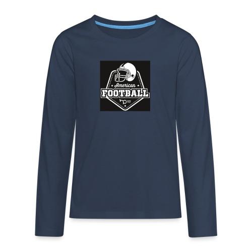 mpzgrossneu - Teenager Premium Langarmshirt