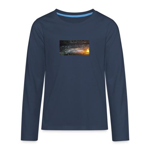 BIEBER - Teenager Premium Langarmshirt