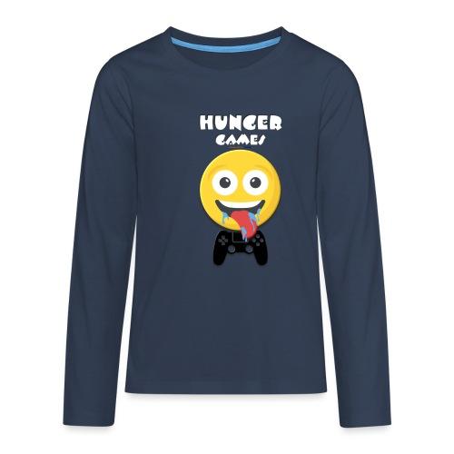 Hunger Games TShirt - T-shirt manches longues Premium Ado