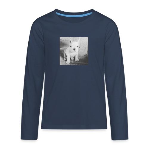 Billy Puppy - Teenager Premium shirt met lange mouwen