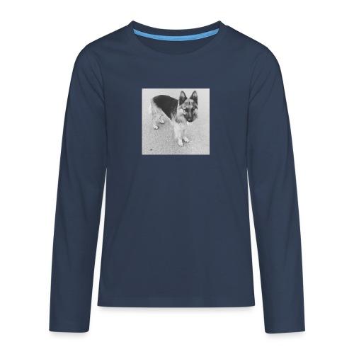 Ready, set, go - Teenager Premium shirt met lange mouwen