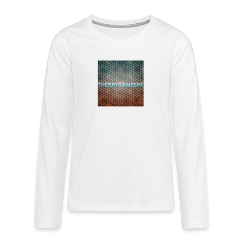 TheRayGames Merch - Teenagers' Premium Longsleeve Shirt