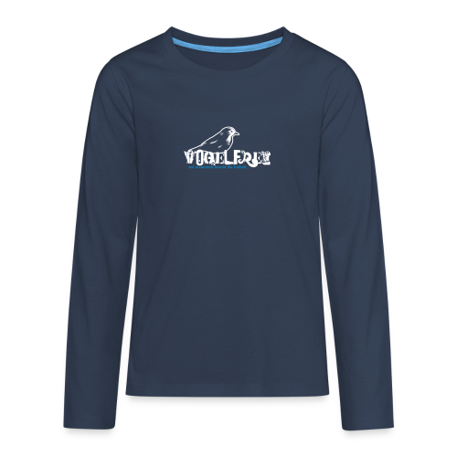 geweihbär Vogelfrei 2 - Teenager Premium Langarmshirt