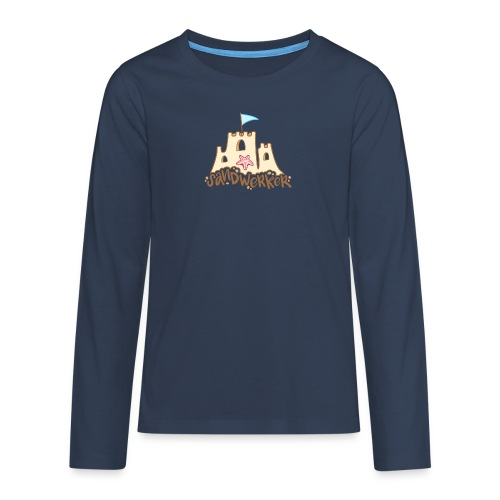 Sandwerker - Teenager Premium Langarmshirt