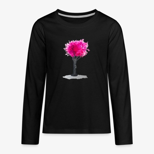 Tree - Teenagers' Premium Longsleeve Shirt