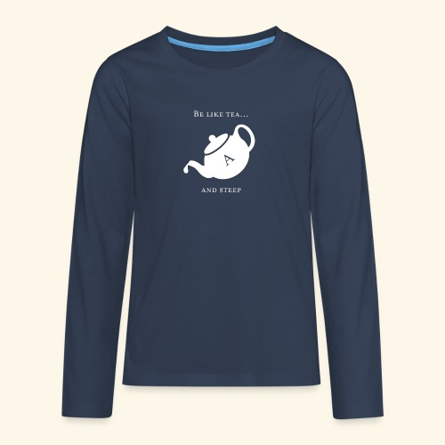 hmmn - Teenagers' Premium Longsleeve Shirt