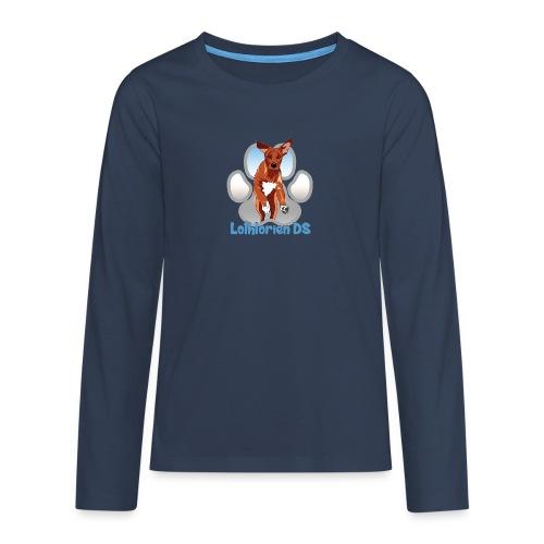 Lothlorien - Teenagers' Premium Longsleeve Shirt