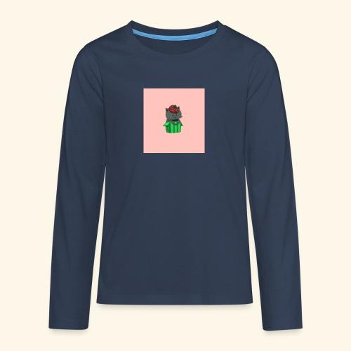 HCP custo 7 - Teenagers' Premium Longsleeve Shirt