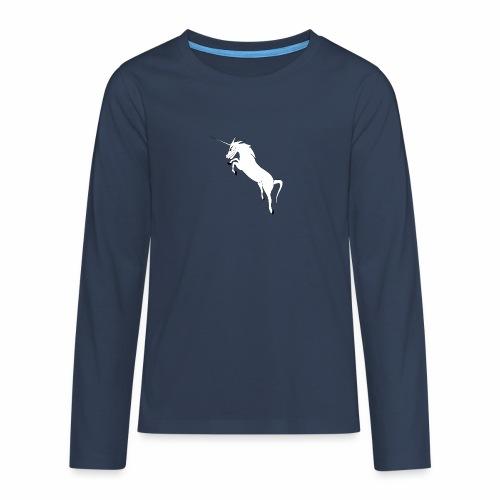 Oh yeah - T-shirt manches longues Premium Ado