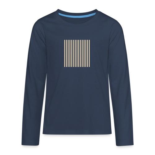 Untitled-8 - Teenagers' Premium Longsleeve Shirt