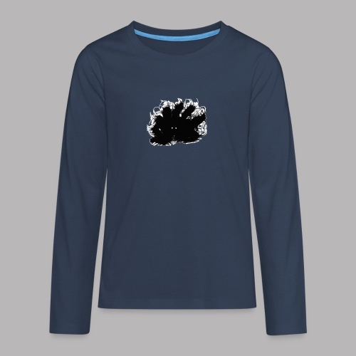 Crawley the Creeper - Teenagers' Premium Longsleeve Shirt
