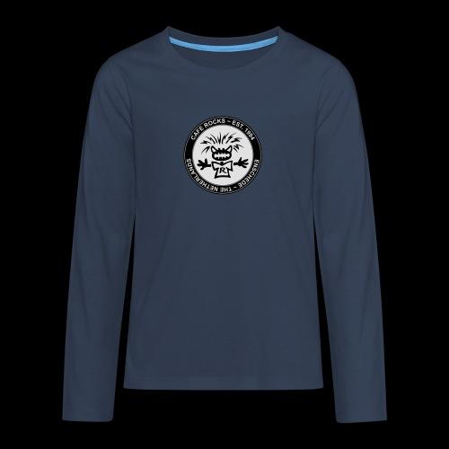 Emblem BW - Teenager Premium shirt met lange mouwen